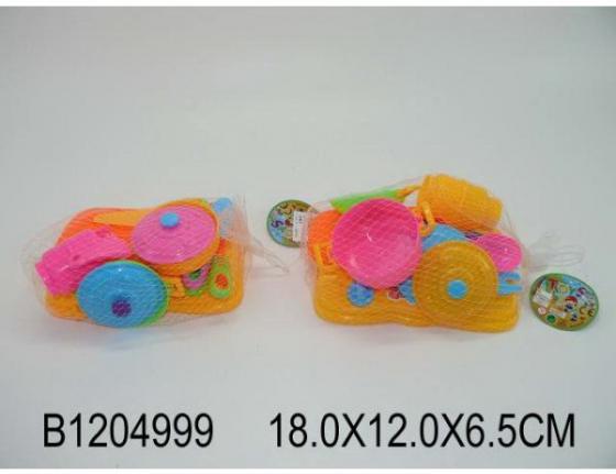 Набор посуды Shantou Gepai B1204999 пластик набор посуды shantou gepai b1517713 пластик