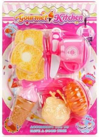 Набор продуктов Shantou Gepai Gourmet Kitchen пластик набор продуктов shantou gepai пицца y5155422