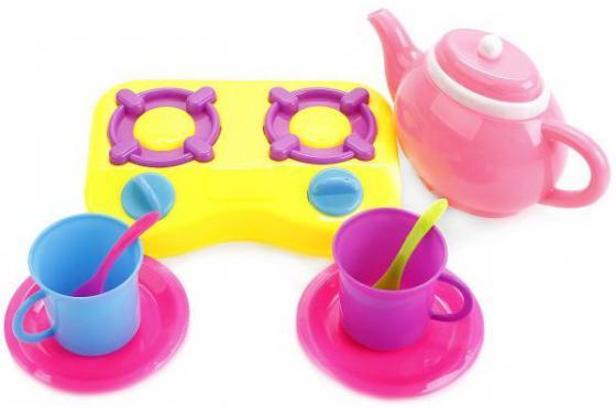 Набор посуды Shantou Gepai B1021340 пластик набор посуды shantou gepai b1517713 пластик
