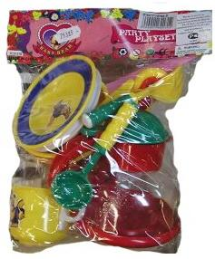 Набор посуды Shantou Gepai Party пластик набор посуды shantou gepai b1517713 пластик