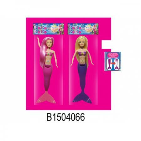 Кукла Shantou Кукла - русалка 29 см цены