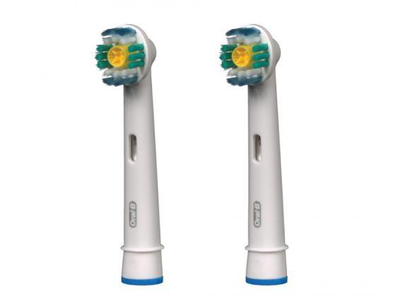 Насадка для зубной щётки Braun Oral-B EB 18-2 2шт braun st 570
