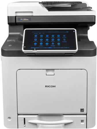 МФУ Ricoh SP C360SNw A4, 30стр/мин, 2Гб, Дуплекс, 75 000 стр/месяц цена