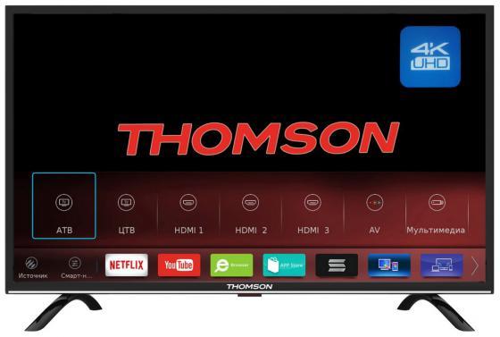Телевизор LED 55 Thomson T55USM5200 телевизор thomson t43d19sfs