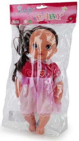 Кукла Shantou Baby 28 см со звуком в ассортименте кукла shantou gepai my baby 30 см со звуком пьющая писающая