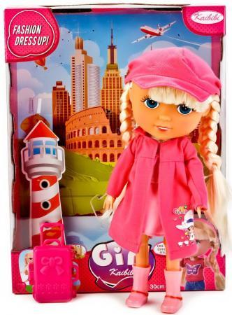 Кукла Shantou Модная одежда со звуком в ассортименте