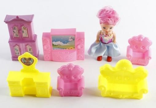 Игровой набор Shantou Кукла с мебелью в ассортименте rk 125 кукла варвара
