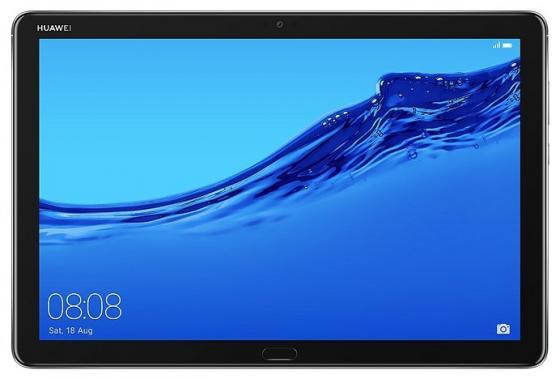 Планшет Huawei MediaPad M5 Lite 10 10.1 32Gb Grey Wi-Fi Bluetooth Android 53010DKA BAH2-W19 планшет