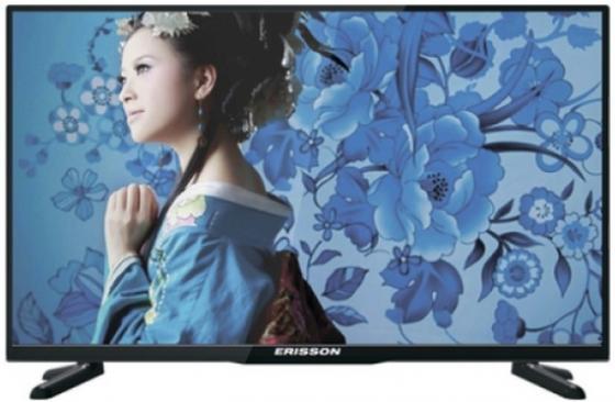 Телевизор LED 50 Erisson 50FLEA99T2SM черный 1920x1080 50 Гц Wi-Fi USB HDMI RJ-45 SCART