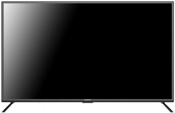 Телевизор LED 55 Erisson 55ULEA99T2SM черный 3840x2160 50 Гц Wi-Fi USB HDMI RJ-45