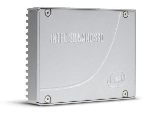 """SSD жесткий диск PCIE NVME 6.4TB TLC 2.5"""" DC P4610 SSDPE2KE064T801 INTEL жесткий диск 180gb intel 535 series ssdsckjw180h601"""