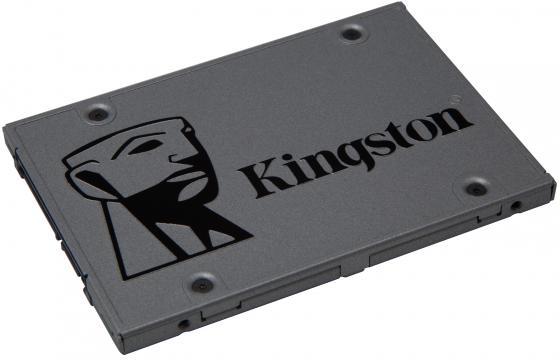 SSD жесткий диск SATA2.5 1.92TB TLC SUV500/1920G KINGSTON