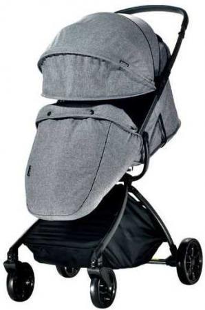 Прогулочная коляска Everflo Easy Guard (gray) everflo коляска прогулочная е 338 easy guard graphite