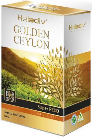 Чай черный HELADIV Opa Super Big Leaf 100 гр. vintage gold silver big leaf pendant clavicle chain necklace for women