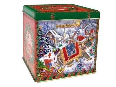 Чай черный HELADIV Winter Elephant Opa Tin 250 гр. heladiv opa