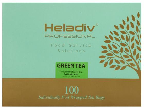 Чай зеленый HELADIV Professional 200 гр. 4190 601
