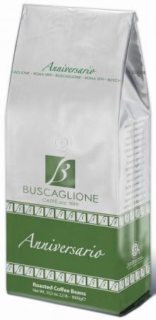 Кофе в зернах Buscaglione Anniversario 1000 грамм