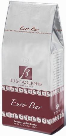 Кофе в зернах Buscaglione Euro Bar 1000 грамм кофе в зернах buscaglione export oro 1кг