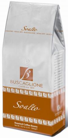 Кофе в зернах Buscaglione Soalto 1000 грамм кофе зерновой buscaglione export soalto