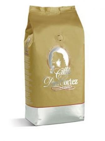 Кофе в зернах Carraro Don Cortez Gold 1000 грамм