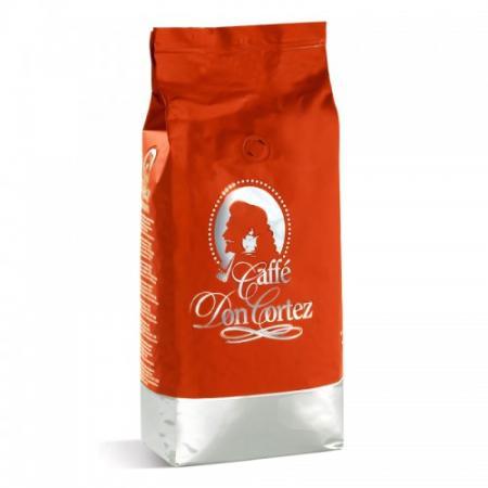 Кофе в зернах Carraro Don Cortez Red 1000 грамм