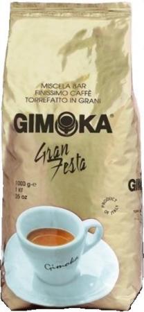 Кофе в зернах Gimoka Oro Gran Fiesta 1000 грамм