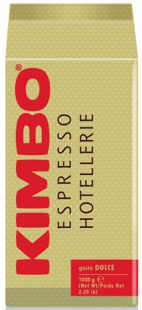 Кофе в зернах Kimbo Hotellerie - Gusto Dolce 1000 грамм кофе в зернах kimbo hotellerie gusto dolce