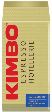 Кофе в зернах Kimbo Hotellerie - Gusto Morbido 1000 грамм кофе в зернах kimbo hotellerie gusto dolce