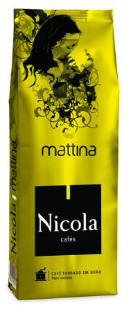 Кофе в зернах Nicola Mattina 1000 грамм nicola thomas renal nursing