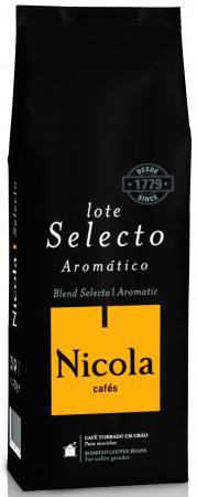 Кофе в зернах Nicola Selecto 250 грамм 4190 601