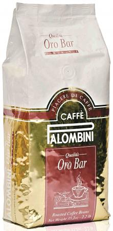 Кофе в зернах Palombini Oro Bar 1000 грамм кофе в зернах palombini pal oro