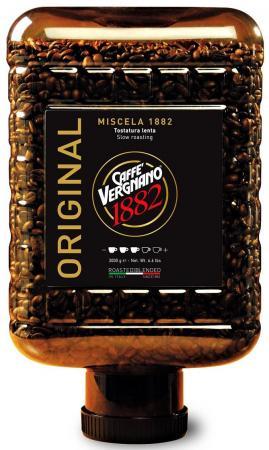 Кофе в зернах Vergnano 1882 3000 грамм