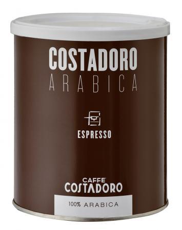 Кофе молотый COSTADORO Arabica Espresso 250 грамм