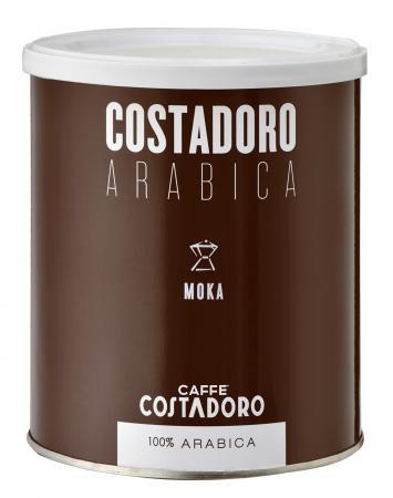Кофе молотый COSTADORO Arabica Moka 250 грамм кофе молотый dell arabica grand cru mapanga estate malawi east africa