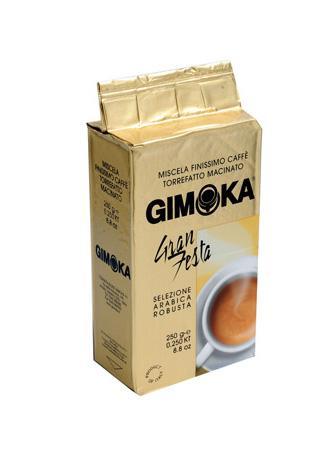 Кофе молотый Gimoka Gran Festa 250 грамм