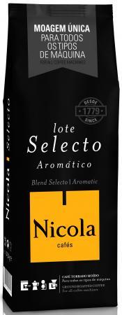 Кофе молотый Nicola Selecto 250 грамм штатив bosch bt 250 0 601 096 a00