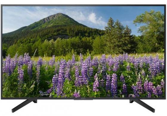 Фото - LED49 Sony KD-49XF7005 Жидкокристаллический телевизор телевизор