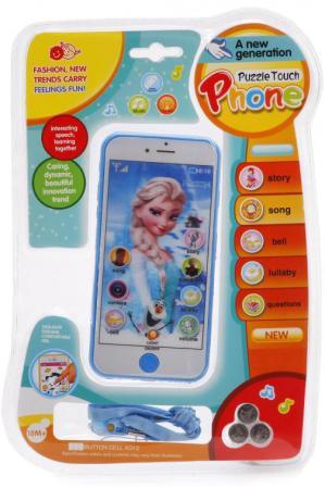 Интерактивная игрушка Shantou Сотовый телефон от 18 месяцев в ассортименте B1444562 наручные часы телефон сотовый