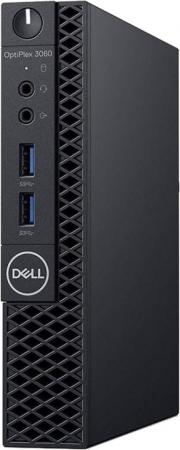 Компьютер DELL Optiplex 3060-7618 Intel Core i5 8500T 8 Гб SSD 256 Гб Intel UHD Graphics 630 Windows 10 Pro компьютер hp 290 g1 sff intel core i5 8500 8 гб ssd 256 гб intel hd graphics 630 windows 10 pro 3zd97ea