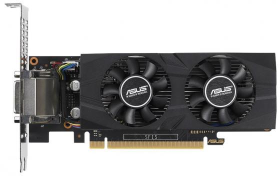 Видеокарта ASUS GeForce GTX 1050 Ti OC Edition PCI-E 4096Mb GDDR5 128 Bit Retail GTX1050TI-O4G-LP-BRK цена и фото
