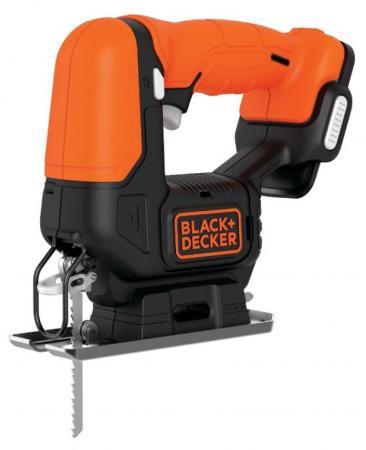 Лобзик Black & Decker BDCJS12N-XJ 2800ходов/мин от аккумулятора лобзик black decker ks501