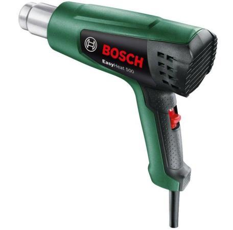 Фен технический Bosch EasyHeat 500 фен технический bosch phg 600 3 1800вт