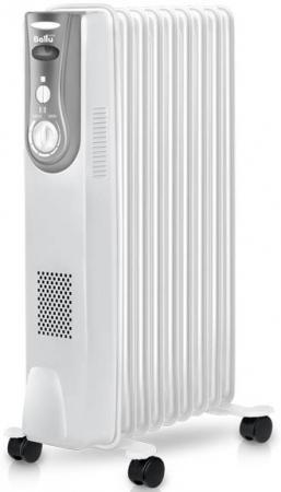 Масляный радиатор BALLU Level BOH/LV-09 2000 2000 Вт белый