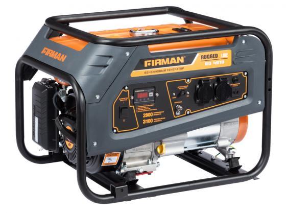 Бензиновый генератор FIRMAN RD4910 3,1кВт 15л 12В станок firman gt5 14a