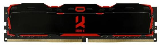 Оперативная память 4Gb (1x4Gb) PC4-24000 3000MHz DDR4 DIMM CL16 Goodram IR-X3000D464L16S/4G цена и фото