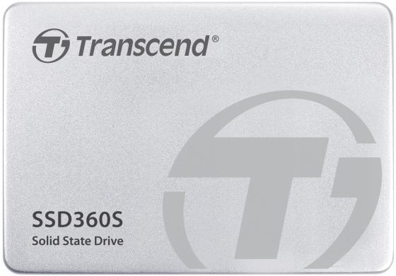 Накопитель 2.5 SSD Transcend SATA-III S360 64Gb <TS64GSSD360S>