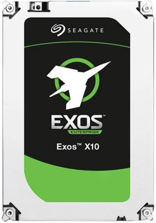 """все цены на Накопитель на жестком магнитном диске Seagate Жесткий диск Exos X10 HDD 8Tb Seagate 512E ST8000NM0206 3.5"""" SATA 6Gb/s 256Mb 7200rpm"""