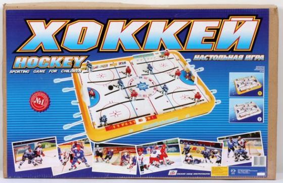 Настольная игра хоккей Игры настольные-ОмЗЭТ Хоккей цена
