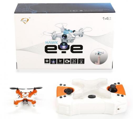 КВАДРОКОПТЕР Р/У СО СВЕТОМ X-1506 В КОР. 14*9*4,5СМ в кор.2*30шт квадрокоптер parrot bebop drone 2 белый