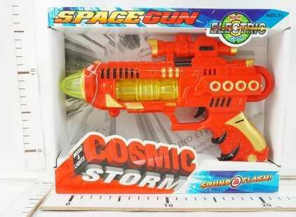 Бластер Shantou Gepai БЛАСТЕР красный желтый 1606G152 бластер boomco smart shot